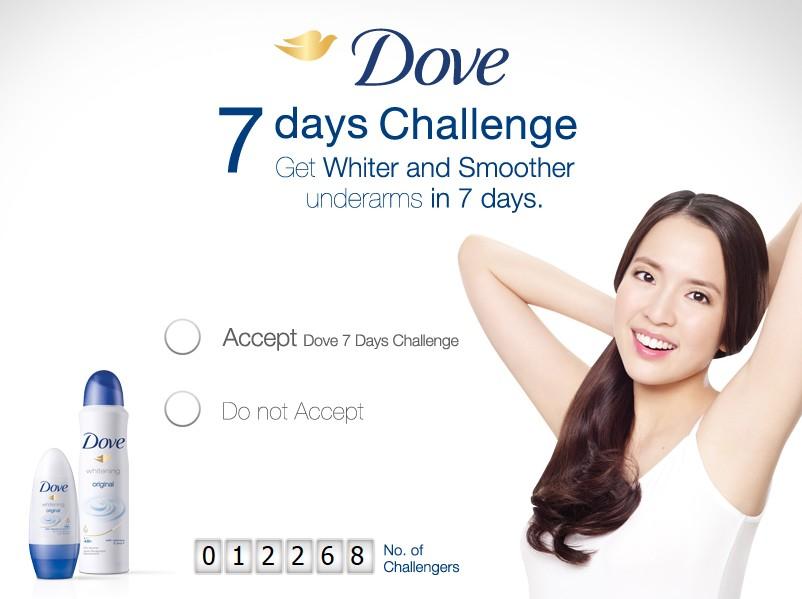 Free Dove Deodorant Sample - #GIFTOUT #FREE #GIVEAWAYS | #Singapore | #Malaysia | #USA | #Korea | #Worldwide