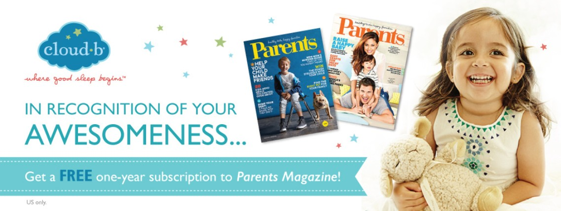 Free One Year Subscription to Parents Magazine at Cloudb USA ...