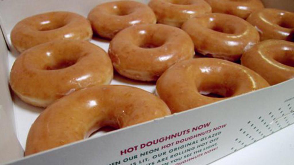 Krispy Kreme Father's Day Ugly Tie Contest