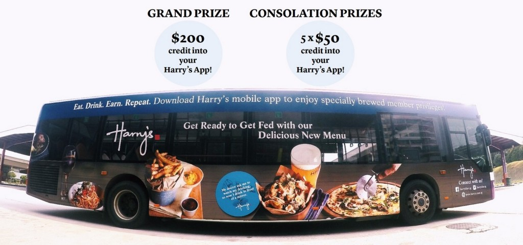 Win $200 Credit Harry's SNAP & WIN Contest1