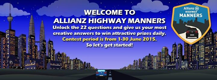 Win a Mystery Prize at Allianz Malaysia1