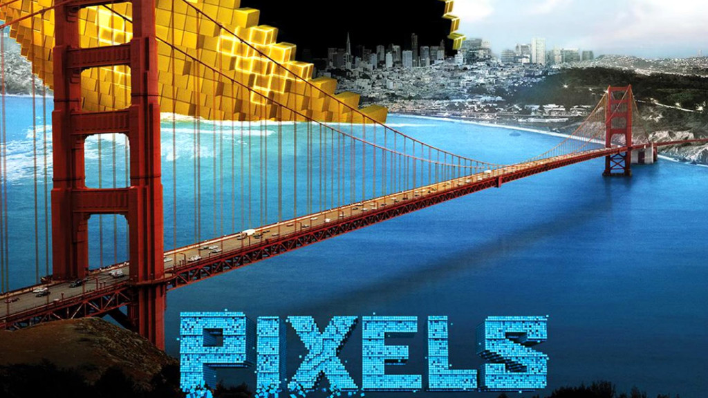 AMC Theatres GIVEAWAY Enter to Win 1 of 100 shirts from PIXELS!