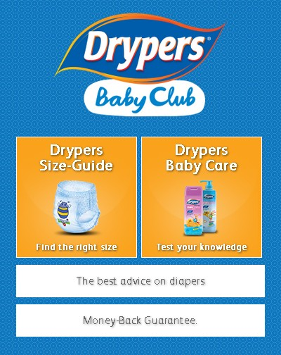 Answer & Win a 3-pc Dryers Baby Care Trial Kit now