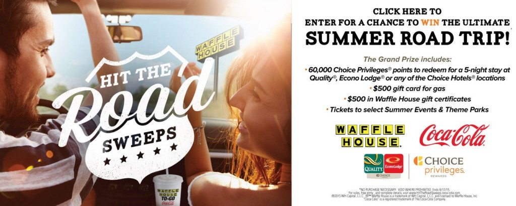 Enter for a chance to WIN the Ultimate Road Trip!