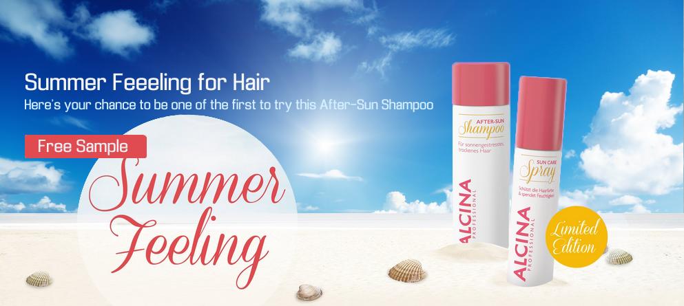 Free Alcina Summer Feeling Sample