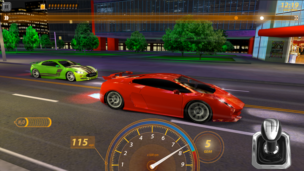 Free Android App at Amazon Car Race by Fun Games
