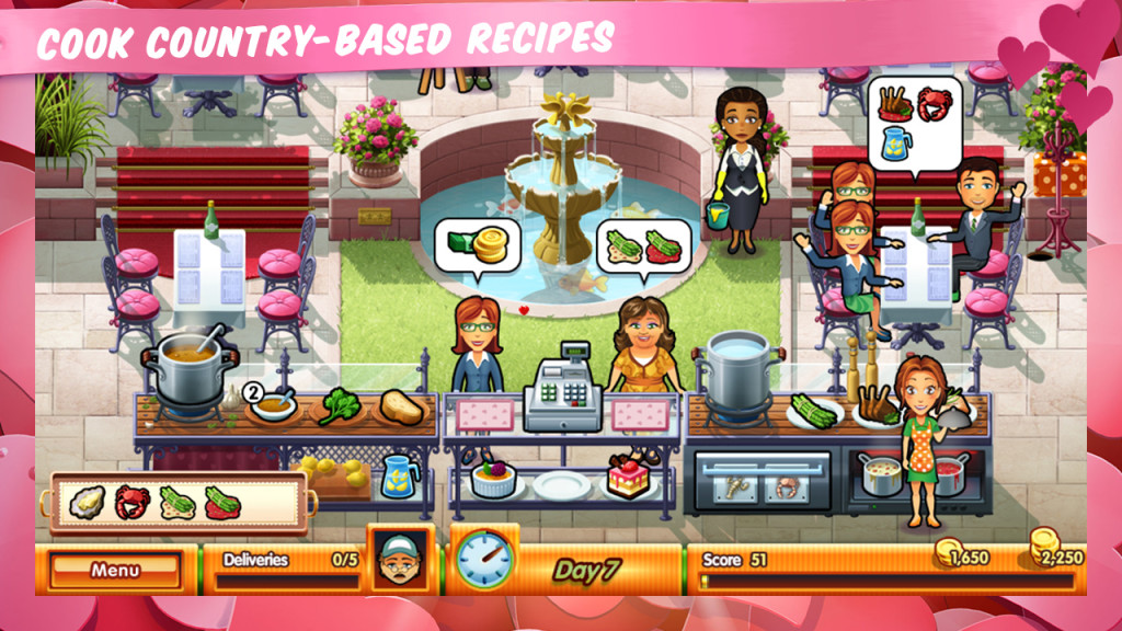 Free Android App at Amazon Delicious - Emily's True Love