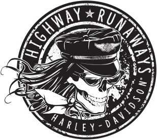 Free Harley-Davidson® Highway Runaways sticker