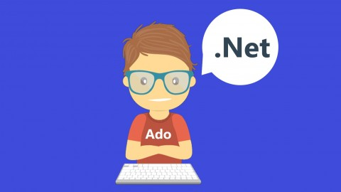 Free Udemy Course on ADO .Net  Let's Begin your Era of Programming Pic