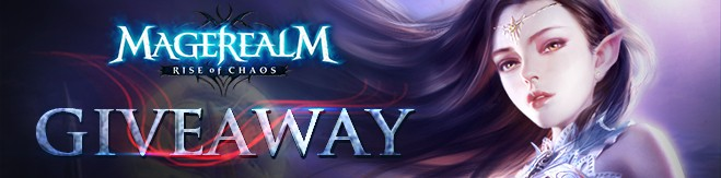 Frre Magerealm Open Beta Gift Pack Giveaway at MMOGames