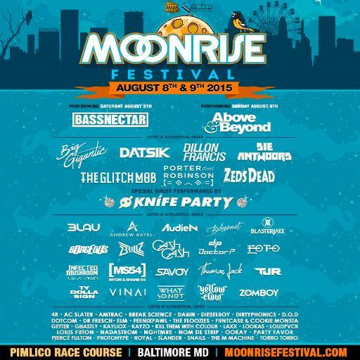 Moonrise Festival Ticket Giveaway at Stoney Roads
