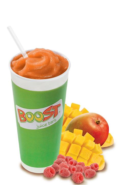 TGIFree Boost Friday @ Free Boost Juice Bars Singapore