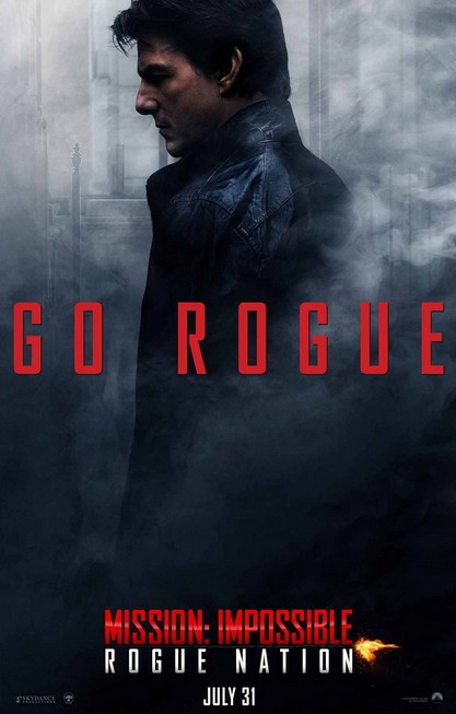 Win MISSION IMPOSSIBLE - ROGUE NATION movie premiums at Cathay Cineplexes