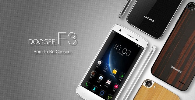 Win a Doogee F3 at Geek Snack