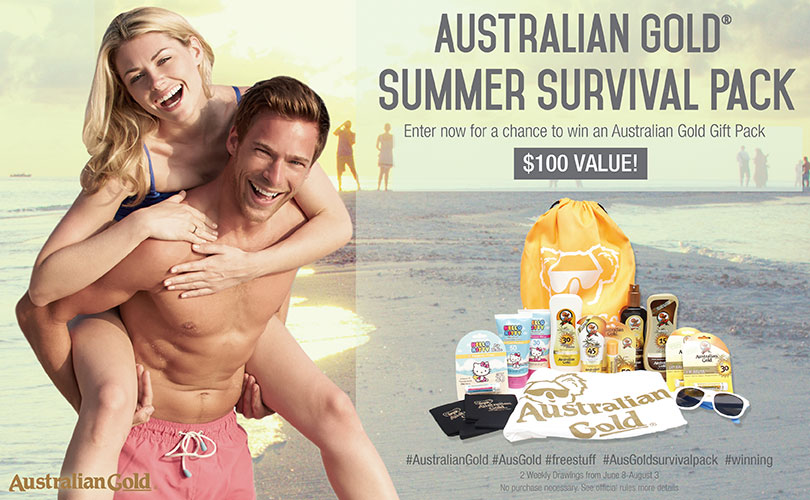 Win an Australian Gold Gift Pack worth $100