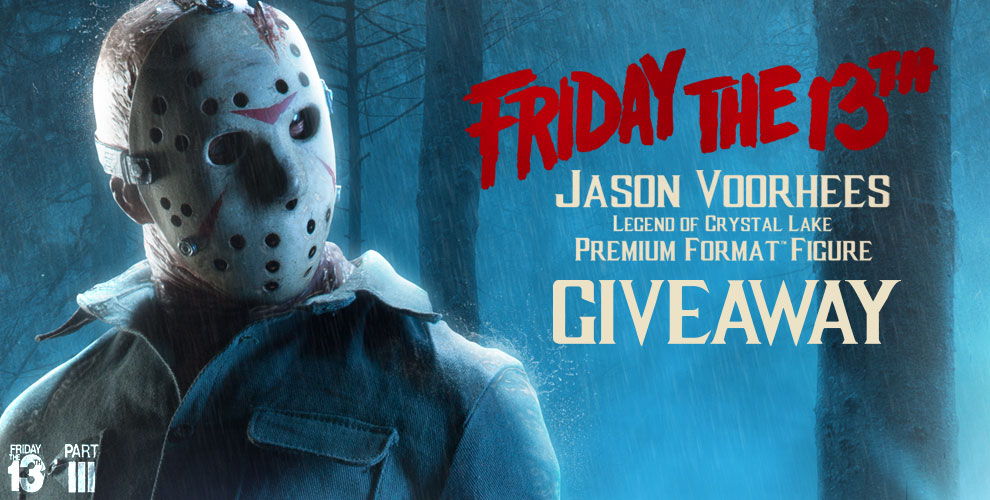 Win the Jason Voorhees – Legend of Crystal Lake Premium Format™ Figure