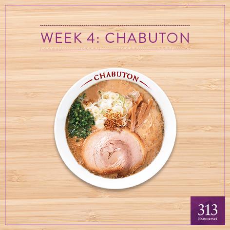 313@somerset Foodie Challenge Week 4