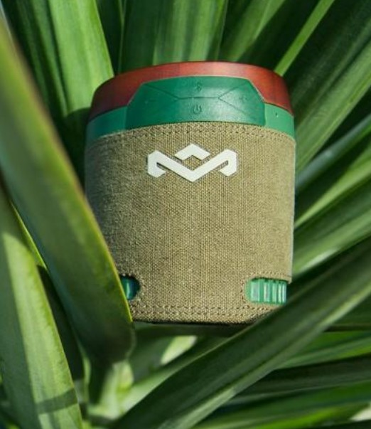 CNET Giveaway Chant BT portable Bluetooth speaker from House of Marley