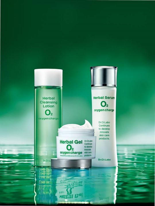 Dr.CiLabo Singapore Giveaway WIN! 3 Herbal Series Giftsets
