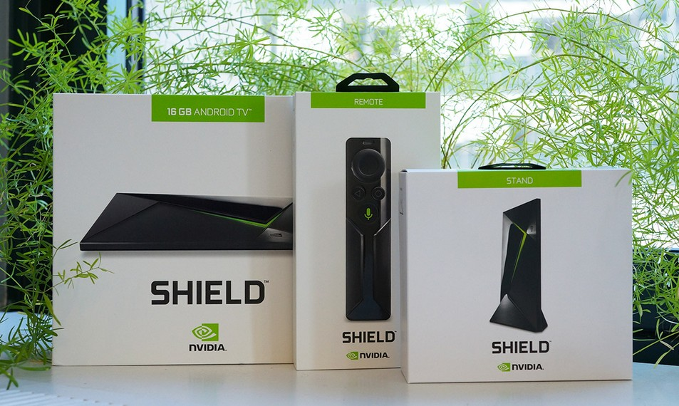 Engadget giveaway win a Shield TV set-top box courtesy of NVIDIA!