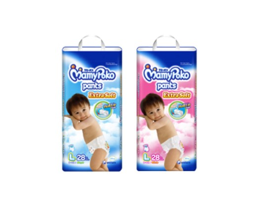 FREE MamyPoko Pants Extra Soft Fit Sample in Malaysia