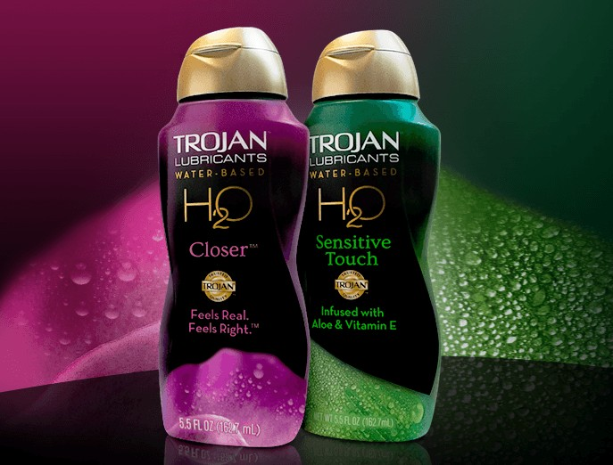 FREE Trojan Lubricants Sample at TotalBeauty