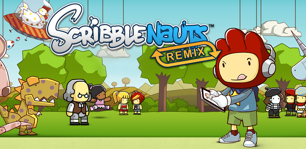 Free Android Game at Amazon Scribblenauts Remix