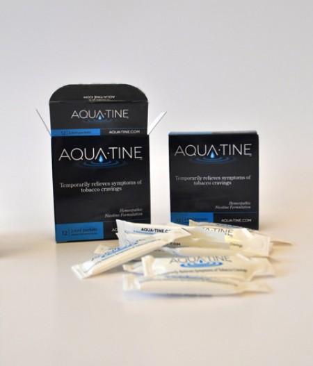 Free Aqua-tine 12 Pack – 1 box contains 12 packets