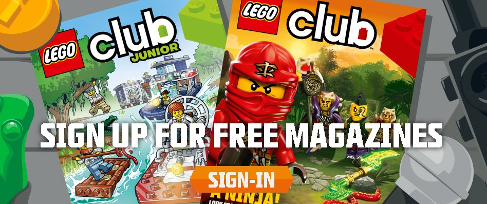 Free LEGO Club Junior Magazine - #GIFTOUT #FREE #GIVEAWAYS ...