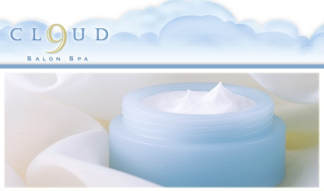 Free Sample of Cloud Nine's body lotion in USA