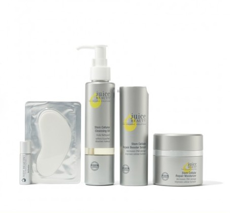 Free Stem Cellular product at Juice Beauty USA