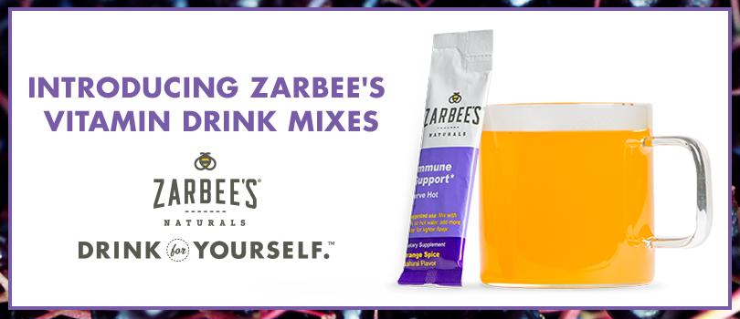 Free Zarbee Vitamin Drink Mixes Sample