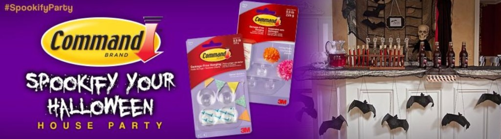 Host a Command™ Brand Spook-ify Your Halloween House Party