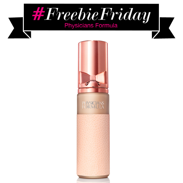 Physicians Formula Giveaway Nude Wear Touch of Glow Foundation