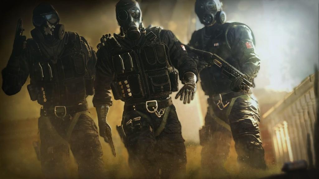 Rainbow Six Siege Beta Code Giveaway