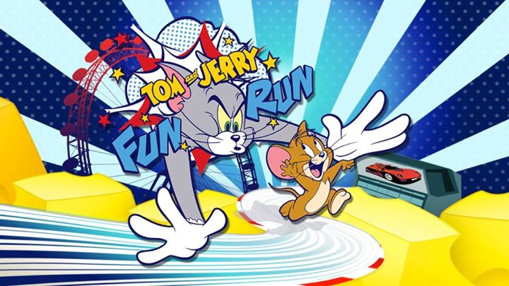 The Singapore Women's Weekly Giveaway Win Tickets to Asia's First Tom and Jerry Fun Run