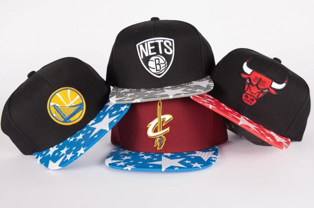 Vibe Giveaway Score A Lollapalooza-Themed NBA Cap