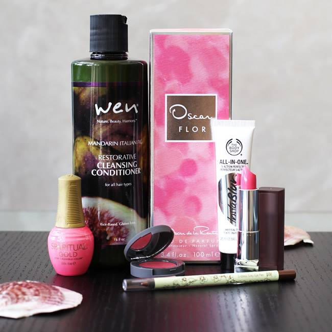 Total Beauty GIVEAWAY Wen, The Body Shop & more