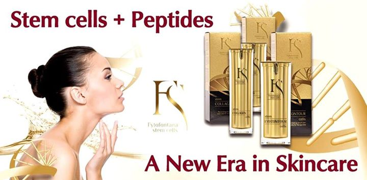 Win Fytofontana Stem Cells Skincare + Instant Wrinkle Eraser!
