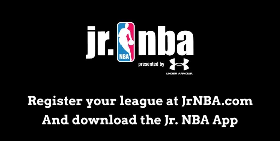 FREE Jr. NBA Welcome Gift