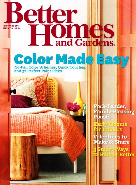 Free One Year Subscription To Better Homes And Gardens Magazine Giftout Free Giveaways