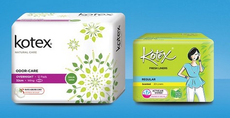 Kotex Malaysia Sample Pack Giftout Free Giveaways Singapore