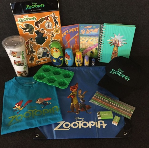 WIN Zootopia Merchandise Contest at KLIPS Malaysia