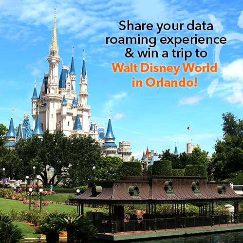 Win a 5D4N trip to Orlando, USA, with tickets to Walt Disney World at M1 Singapore