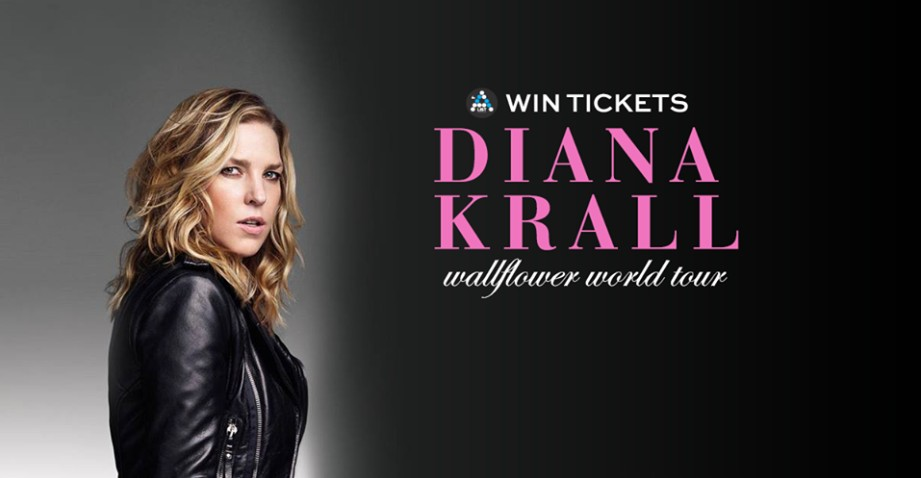 Krall Wallflower Tour