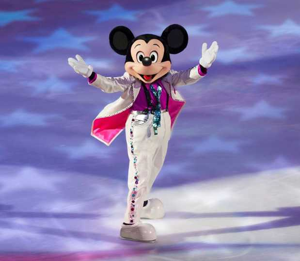 2 Sets Of 4 X VIP Category Tickets To Disney On Ice Worth