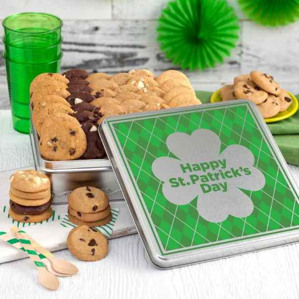 #Win free cookies at Mrs. Fields