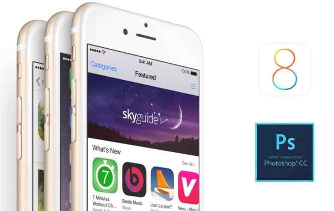Free Udemy Course on iOS 8 Mobile App Design: UI & UX Design From
