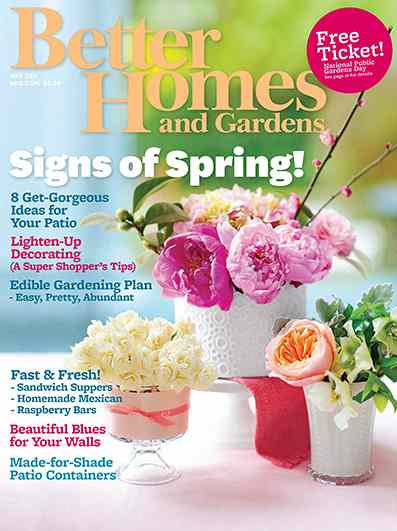 Free One Year Subscription To Better Homes And Gardens