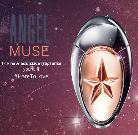 REQUEST YOUR EXCLUSIVE SAMPLE OF ANGEL MUSE